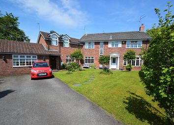 Thumbnail 5 bed detached house for sale in Ridgeway, Lisvane