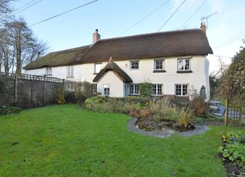 Thumbnail 3 bed semi-detached house for sale in New Buildings, Sandford, Crediton, Devon