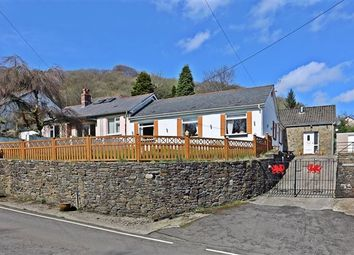 Thumbnail 3 bed semi-detached bungalow for sale in Gelliwion Road, Pontypridd