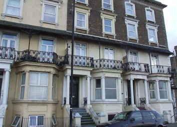Thumbnail 2 bedroom flat to rent in Ethelbert Crescent, Margate