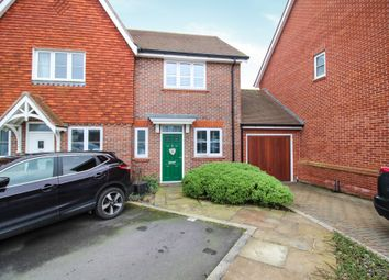 Thumbnail 2 bed semi-detached house for sale in Scholars Walk, Highwood, Horsham, West Sussex