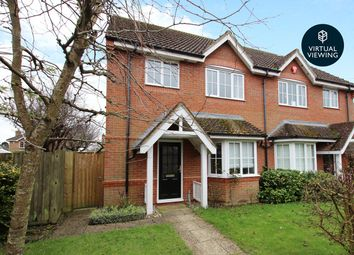 Thumbnail 3 bed semi-detached house for sale in Shires Close, Ringwood