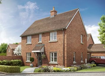 "Thumbnail 3 bed detached house for sale in ""The Mountford"" at Crow Lane, Crow, Ringwood"