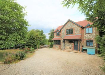Thumbnail 4 bed detached house for sale in Chinnor Road, Bledlow Ridge, High Wycombe