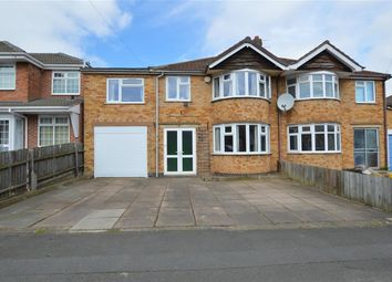 Thumbnail 5 bed semi-detached house for sale in Shackerdale Road, Wigston