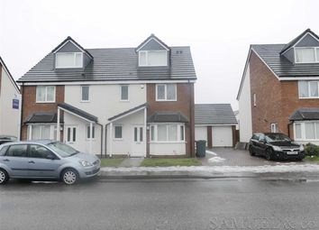 Thumbnail 4 bed semi-detached house to rent in Norbury Road, West Bromwich