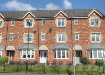Thumbnail 4 bedroom terraced house for sale in North Farm Court, Throckley, Newcastle Upon Tyne