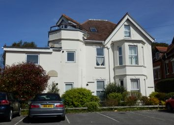 Thumbnail 2 bed maisonette to rent in Florence Road, Bournemouth
