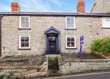 Thumbnail 3 bed terraced house for sale in Beacons Hill, Denbigh