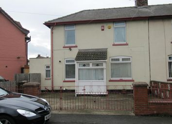 Thumbnail 3 bedroom semi-detached house for sale in Eversham Road, Grangetown, Middlesbrough