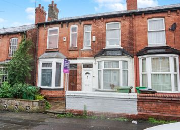 3 bed terraced house for sale in Burford Road, Forest Fields NG7