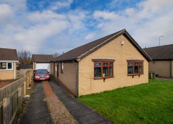Thumbnail 3 bed detached bungalow for sale in Hickling Court, Meadow Rise, Newcastle Upon Tyne
