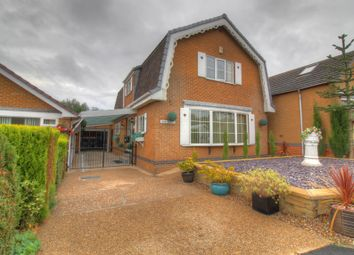 Thumbnail 3 bed detached house for sale in Orchard Way, Sandiacre, Nottingham