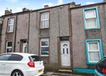 Thumbnail 2 bedroom terraced house for sale in Arlecdon Road, Frizington