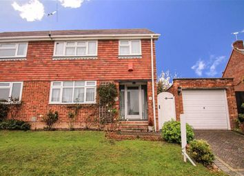 Thumbnail 3 bed semi-detached house for sale in Heathlands, Westfield, East Sussex