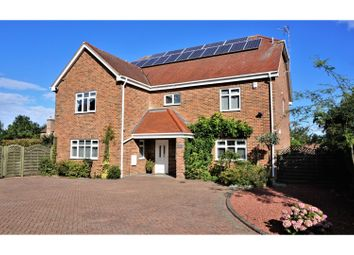 Thumbnail 5 bed detached house for sale in Nene Close, Guyhirn