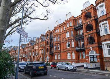 Thumbnail 3 bed flat to rent in Mornington Avenue, London