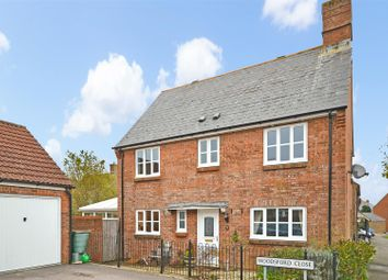 Thumbnail 4 bed semi-detached house for sale in Woodsford Close, Crossways, Dorchester