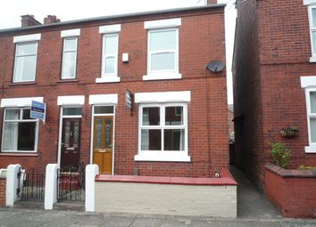 Thumbnail 3 bed semi-detached house to rent in Toronto Road, Stockport