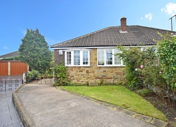 Thumbnail 2 bed semi-detached bungalow for sale in Gillion Crescent, Durkar, Wakefield