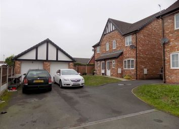 Thumbnail 3 bed semi-detached house to rent in The Larches, Leek
