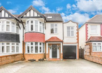 Thumbnail 6 bed semi-detached house for sale in Raeburn Avenue, Berrylands, Surbiton