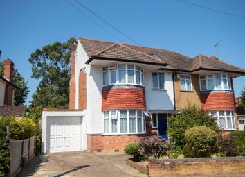 Sylvia Avenue, Hatch End, Middlesex HA5. 4 bed semi-detached house