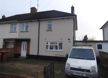 Thumbnail 3 bedroom semi-detached house to rent in Chestnut Avenue, Dogsthorpe, Peterborough