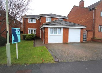 Thumbnail 4 bed detached house for sale in Brae Walk, Abbeydale, Gloucester