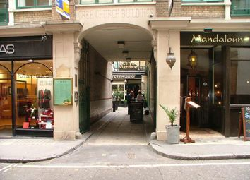 Thumbnail 1 bed flat for sale in Creechurch Lane, London