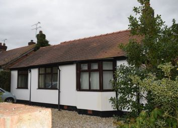 Thumbnail 2 bed detached bungalow to rent in Egerton Road, Blacon, Chester