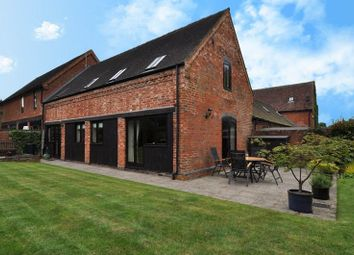 Thumbnail 4 bed barn conversion for sale in Salt Way, Astwood Bank, Redditch