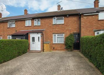 Thumbnail 3 bed terraced house for sale in St. Peters Avenue, Ongar