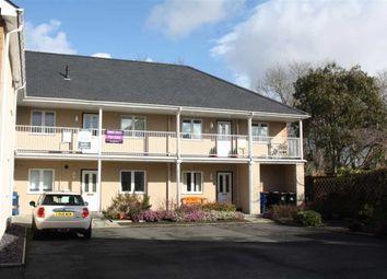 Thumbnail 2 bed flat for sale in Llys Marcwis, Ffordd Caergybi, Llanfairpwll