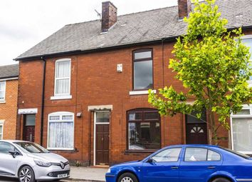 Thumbnail 2 bed terraced house to rent in Holden Road, Leigh, Lancashire