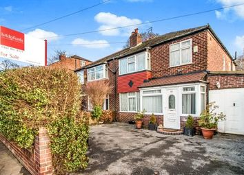 Thumbnail 4 bedroom semi-detached house for sale in Alness Road, Manchester, Greater Manchester