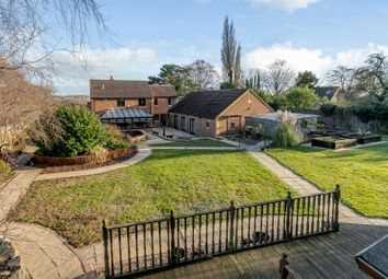 Thumbnail 6 bed detached house for sale in Old Farm Lane, Islip, Kettering