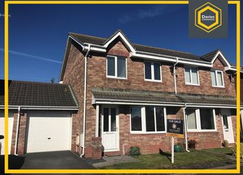 3 bed semi-detached house for sale in Sandpiper Road, Llanelli SA15