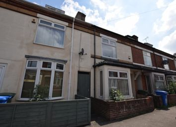 Thumbnail 3 bed terraced house to rent in Burns Street, Mansfield