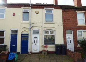 Thumbnail 2 bed terraced house for sale in New John Street, Halesowen, West Midlands