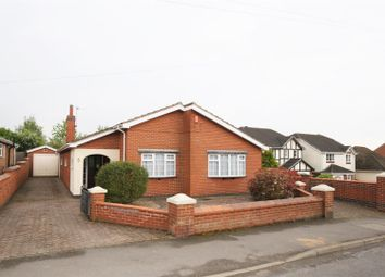 Thumbnail 2 bed detached bungalow for sale in Leicester Road, Measham
