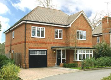 4 bed detached house for sale in Westerdale Drive, Frimley, Surrey GU16