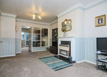 Thumbnail 2 bed semi-detached bungalow for sale in Johnson Avenue, Wednesfield, Wolverhampton