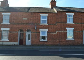Thumbnail 2 bed terraced house to rent in Beacon Hill Road, Newark
