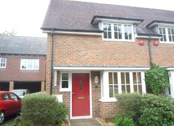 Thumbnail 2 bed end terrace house to rent in Winter Gardens, Southgate, Crawley