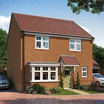 Thumbnail 3 bed detached house for sale in York Road, Priorslee, Telford