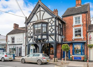 Thumbnail 2 bed flat to rent in High Street, Eccleshall, Stafford