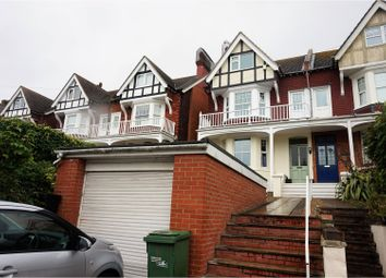 Thumbnail 5 bed semi-detached house for sale in Seabrook Road, Hythe