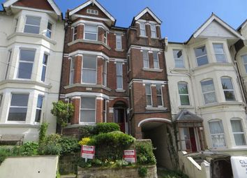 Thumbnail 4 bedroom flat for sale in Milward Crescent, Hastings, East Sussex