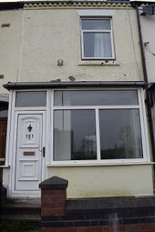 2 bed terraced house to rent in Leek Road, Shelton ST4